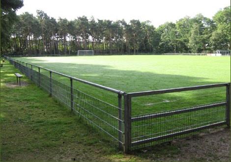 Grün-Weiß Holt Waldstadion