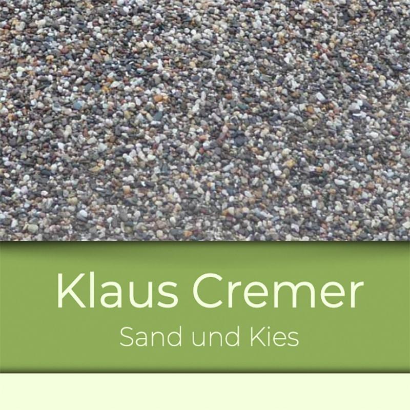 Sand und Kies Cremer