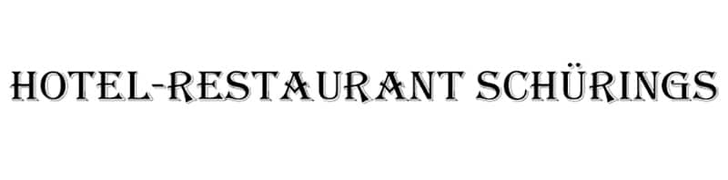 Hotel-Restaurant Schürings