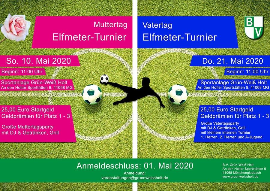 Elfmeter-Turnier