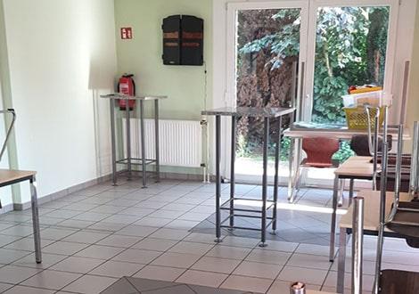 Clubhaus Grün-Weiß Holt