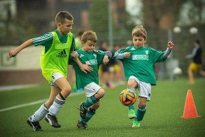 Jugend Fussball Holt