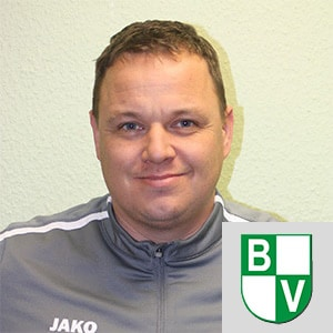 Co.-Trainer Alexander Jendges