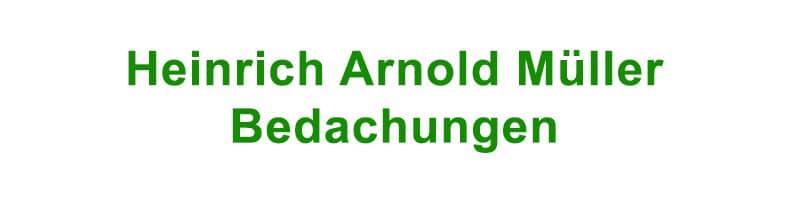 Heinrich Arnold Müller Bedachungen