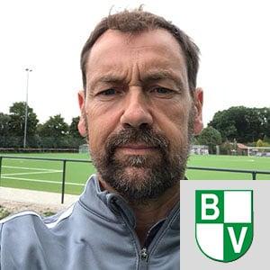 Co.-Trainer Bodo Seidenfaden
